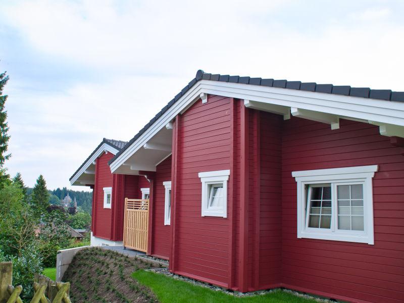 Ferienhaus Blockhaus Auerhahn