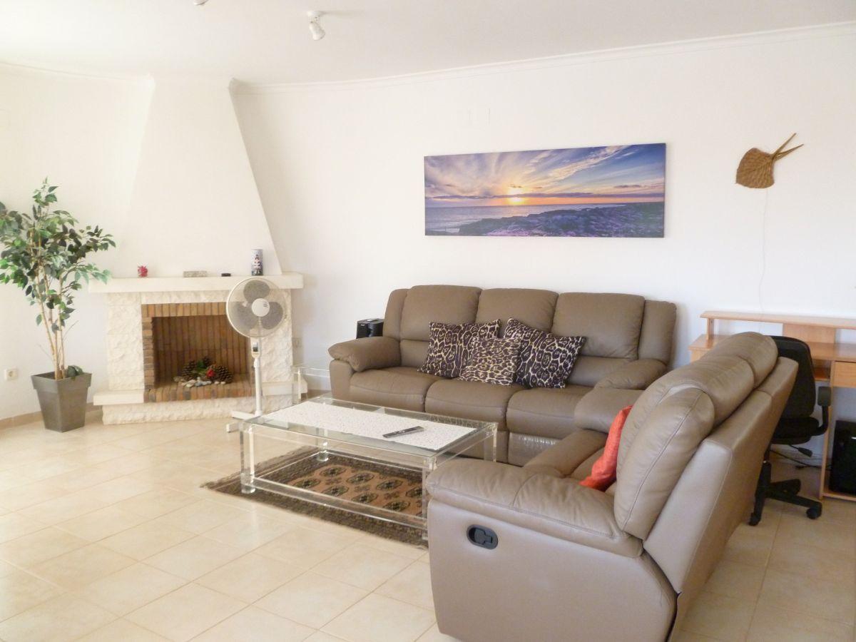 Ferienhaus casa inge calpe costa blanca firma for Wohnzimmer 4m