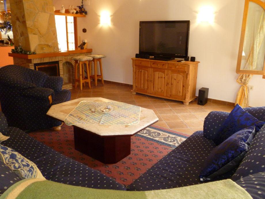Ferienhaus villa gisela benissa costa blanca alicante for Wohnzimmer 4m
