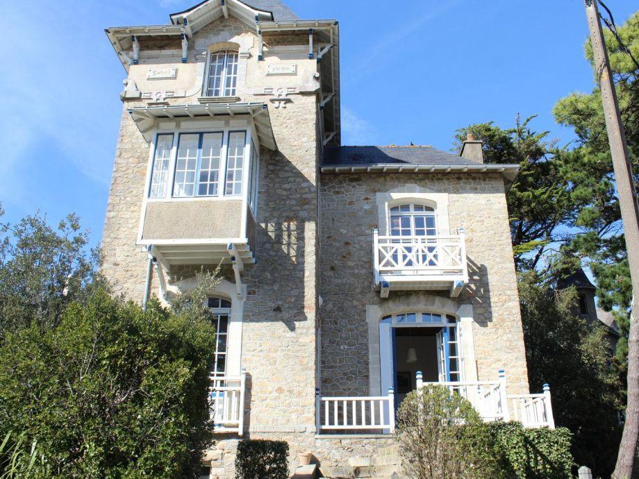 Außenaufnahme Villa Sweet Home