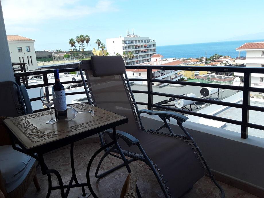 Außenaufnahme Penthouse Sobre del Mar