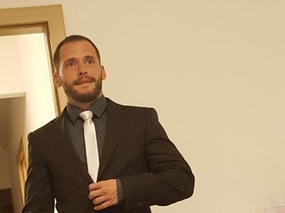Your host Hrvoje Miter