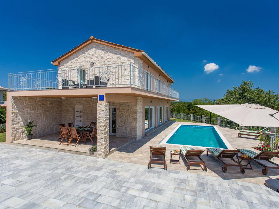 Villa Ema, Swiming pool