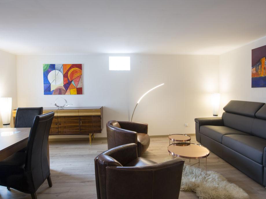 Bugatti Loft - Wohnzimmer
