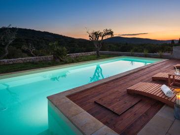Luxus-Villa Antoneta mit Swimmingpool
