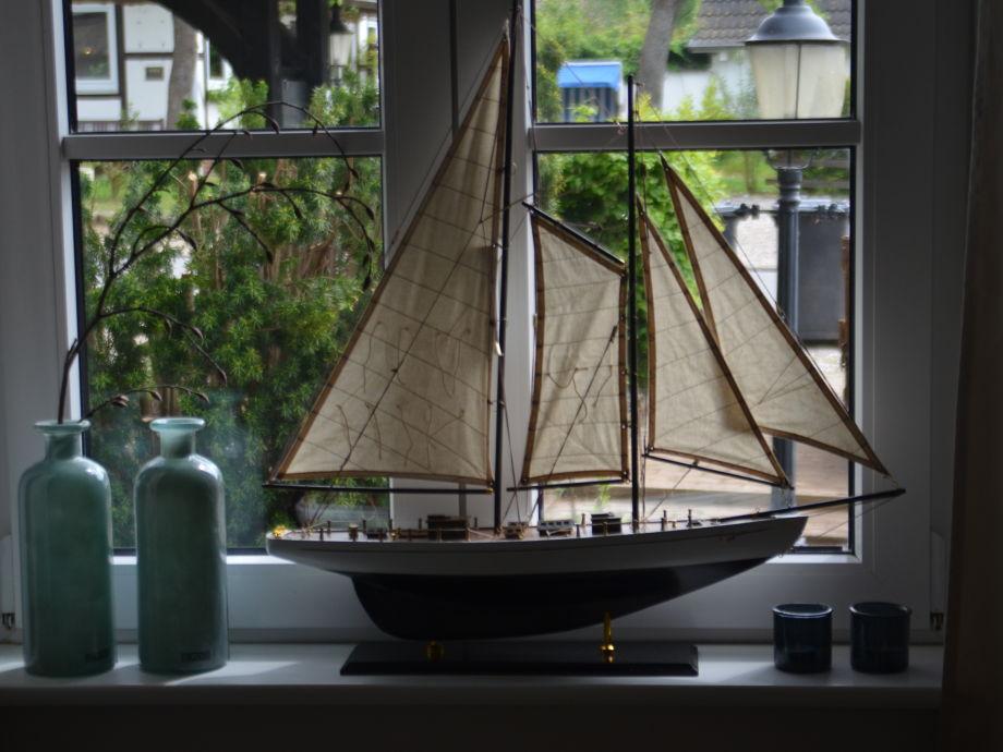 Ferienwohnung Haus Boot - Bug, Hohwachter Bucht, Hohwacht - Frau ...