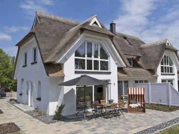 Ferienhaus Reetperle Lobbe F 650 Komfort für 8 Personen