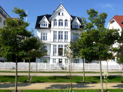 Villa Fortuna am Meer, Wohnung 5