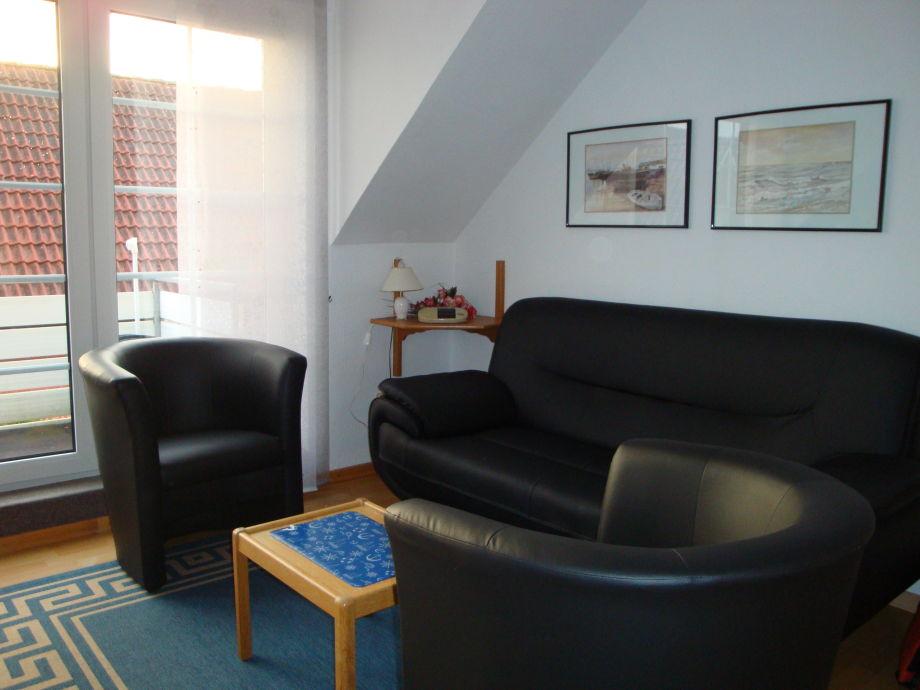 Wohnraum mit neuem Sofa