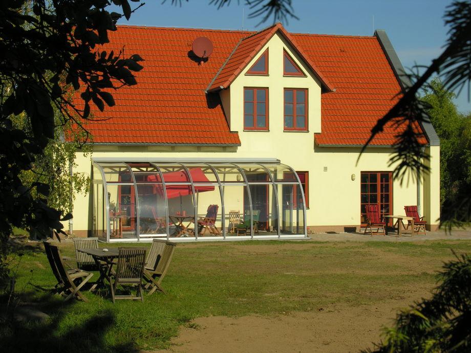 Haus Achterwiek - Südseite