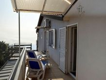 Holiday apartment Grotta  Meerblick, Wlan