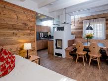 Ferienhaus für 4 Personen mit Sauna & Kamin