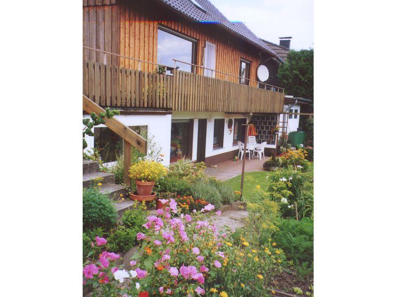 Ferienwohnung Dickopf (mit Panoramablick)
