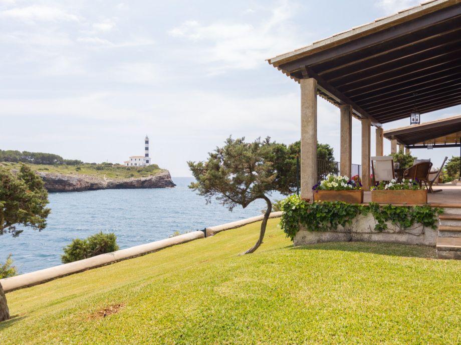 Außenaufnahme Villa Nadal