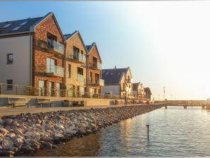 5*-Ferienwohnung direkt an der Ostsee