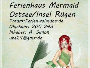 Ferienhaus Haus Mermaid