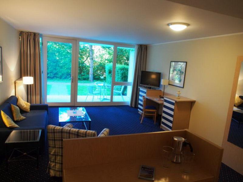 Ferienwohnung Strandperle, Apartment 409