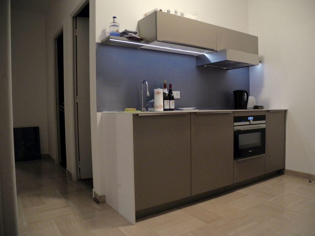 ferienwohnung sea view nizza herr a prell On mikrowelle kleine küche