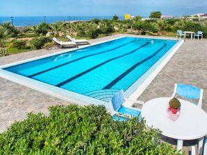 Ferienwohnung Cretan Beachfront Villa