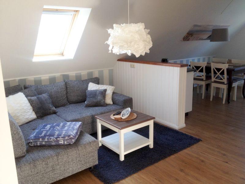 Ferienwohnung Strandkrabbe im Haus Wiekend