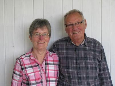 Ihr Gastgeber Anneliese und Kurt Richter
