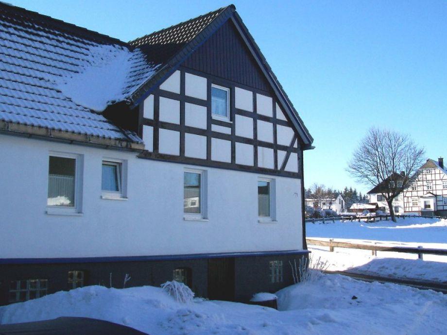 Ferienhaus Karles im Winter