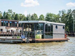 Hausboot Aqua-Lofts im Yachthafen Ringel