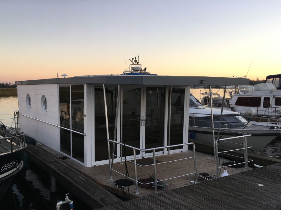 Außenaufnahme Aqua-Lofts 1