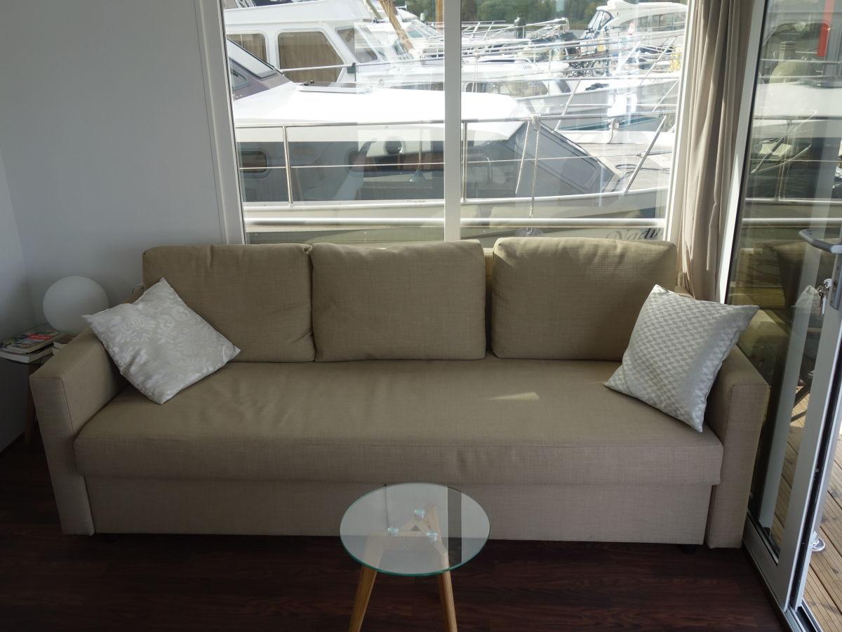 hausboot aqua lofts 1 berlin brandenburg firma aqua. Black Bedroom Furniture Sets. Home Design Ideas