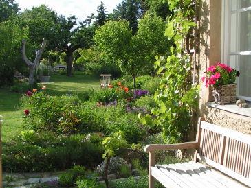 Ferienwohnung Gartentraum
