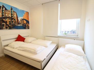 Holiday apartment Ideal für Gruppen bis 5 Pers | Reeperbahn | Hafen