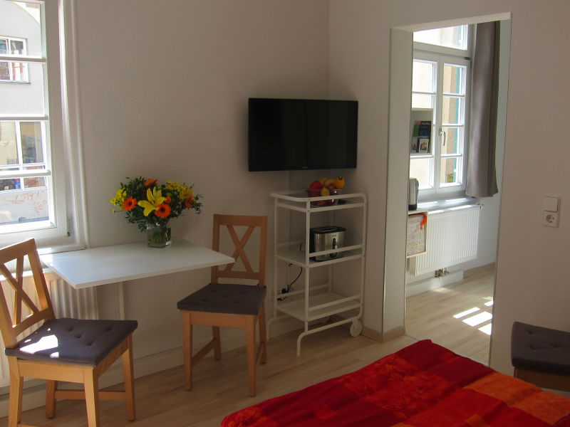 """Ferienwohnung 1-Zimmer-Studio """"Am Nonnenhaus"""", inkl. WLAN"""