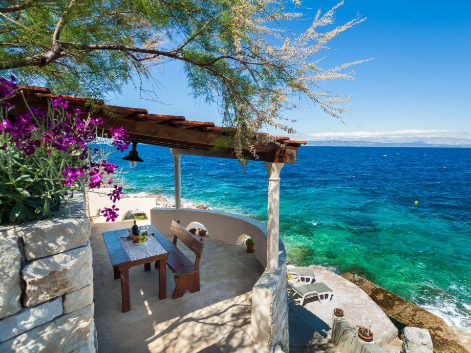 Außenaufnahme Villa Luna Babina