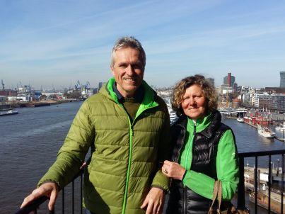 Ihr Gastgeber Christa und Willi Sigel