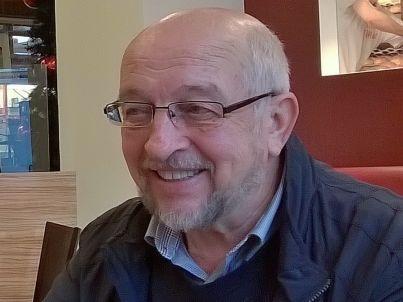 Ihr Gastgeber Eduard Fischer