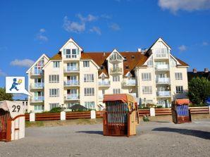 Ferienwohnung Strandhotel 17