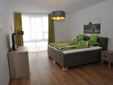Holiday apartment an den Quellen