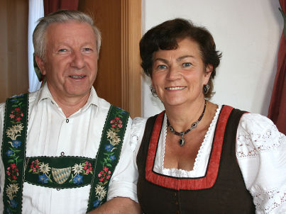Ihr Gastgeber Roswitha Holzer