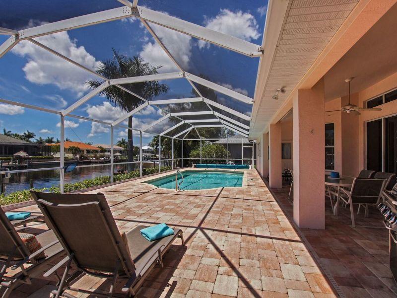 Ferienhaus Flamingo Island - Achtung Nettomiete + 11% Tax zahlbar in USD