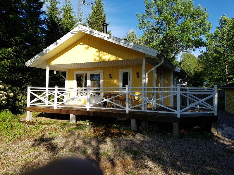 Ferienhaus am Hängasjön
