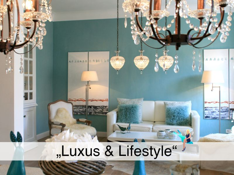 """Ferienwohnung """"Luxus & Lifestyle"""""""