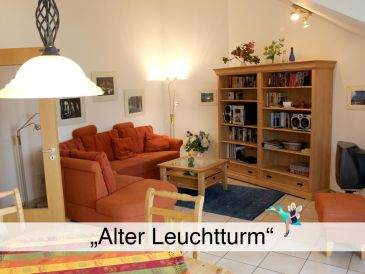 """Ferienwohnung """"Alter Leuchtturm"""""""