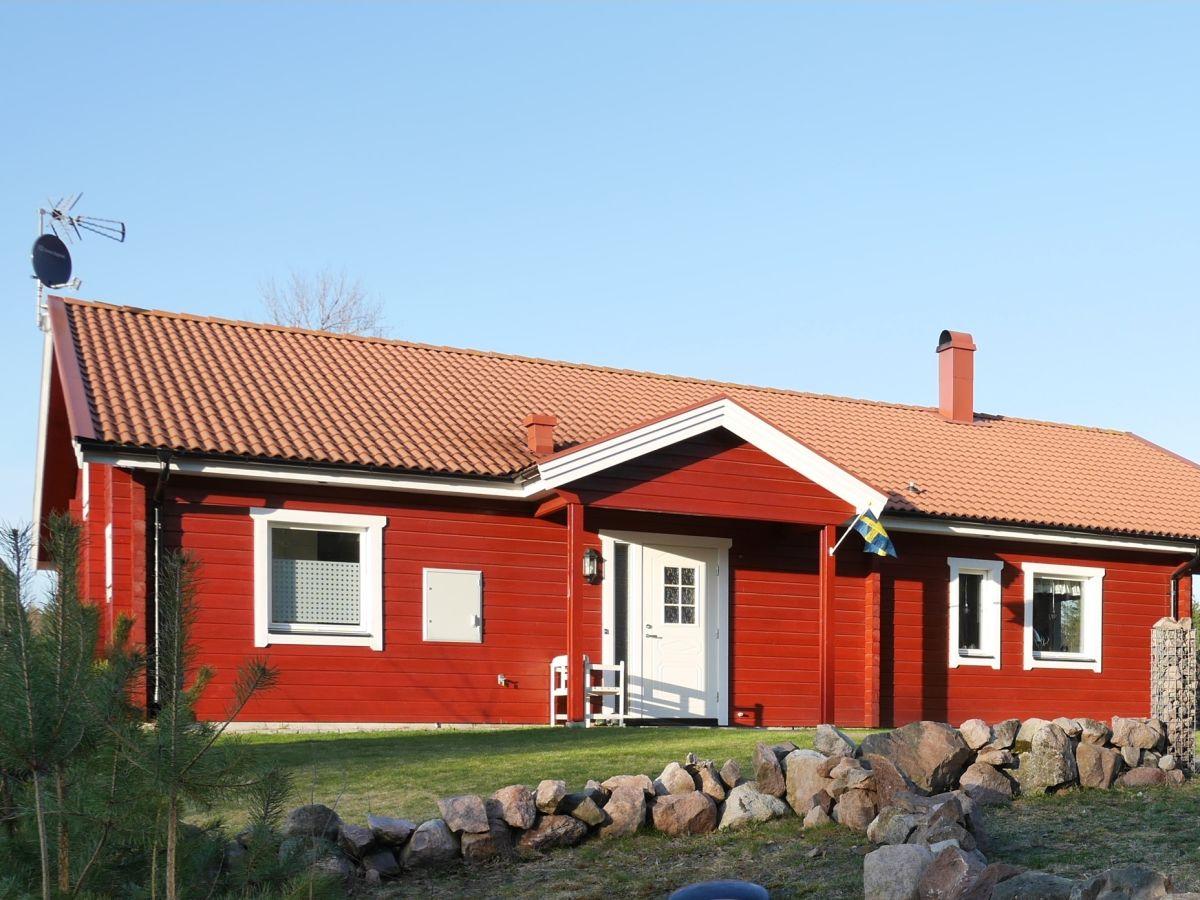 Ferienhaus Villa Seeblick Nybro Familie Martina & Markus
