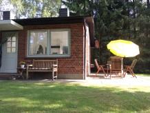 Ferienhaus an der Luhe