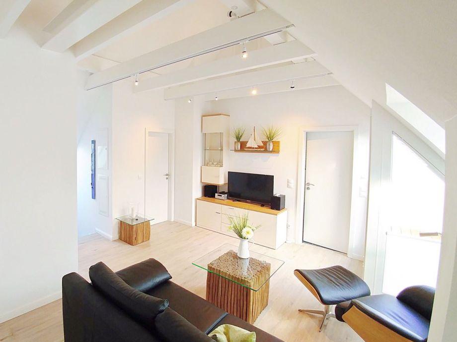 ferienwohnung strandmuschel loft norderney familie andreas tanja feller. Black Bedroom Furniture Sets. Home Design Ideas