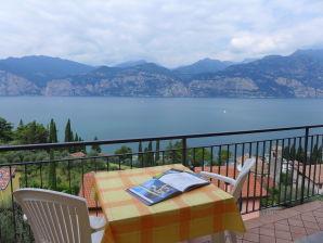 Ferienwohnung Balkon Seeblick