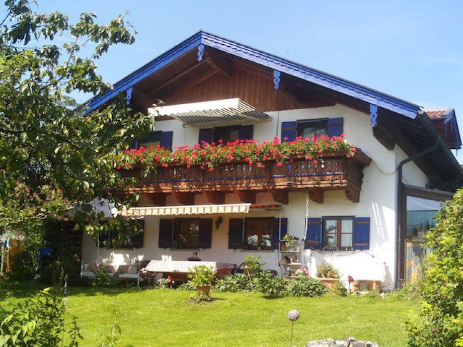 Außenaufnahme in the Chiemgau