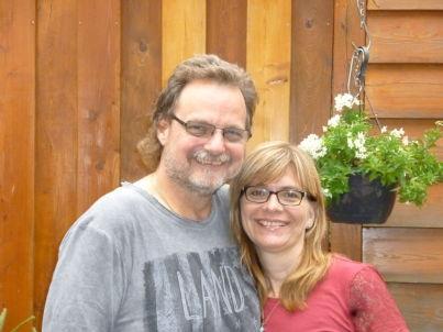 Ihr Gastgeber Claudia und Harald Welle