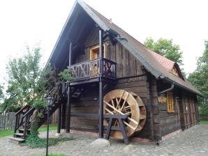 """Ferienwohnung Holzbude """"In Mühle"""""""