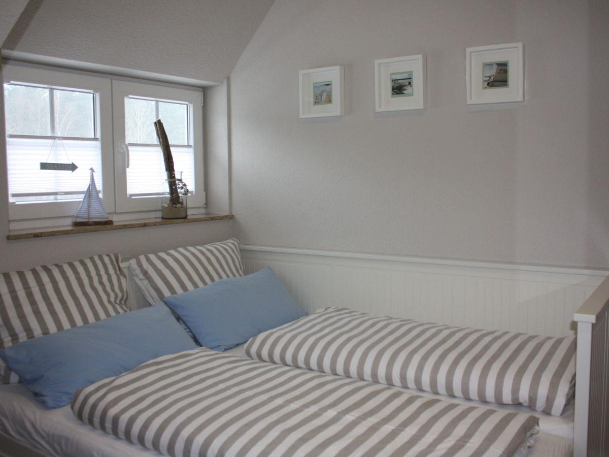 Ferienhaus traumstrand usedom frau sylvia reineke for Kleines doppelbett